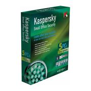 Phần mềm diệt virus Kaspersky Small Office Security 1 Server + 5 PC