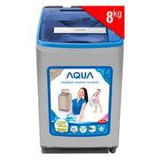 Máy Giặt Cửa Trên Aqua AQW-F800AT-S (8.0 Kg)