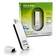 Bộ thu sóng không dây Wifi TP-Link TL-WN727N tốc độ cao 150Mbps USB - Hãng phân phối chính thức