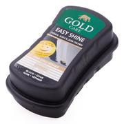 Bộ 1 kem đánh giày GoldCare GC1001 nâu đen + 1 Xi mút đánh bóng GoldCare GC4001 đen