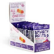 SmartyPants Adult Complete and Fiber Gummy Vitamins: Multivitamin, Inulin Prebiotic Fiber, & Omega 3...