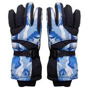 Men Winter Windproof Splashproof Anti-slip Thermal Warm Outdoor Ski Cycling Riding Camping Gloves Wi...
