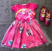 Đầm My Little Pony hồng