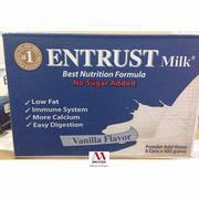 Sữa bột Entrust dành cho người bệnh tiểu đường 1 thùng 6 hộp - Mã SE.002