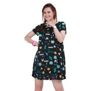 Đầm Bầu Họa Tiết AnnaNina - 507270