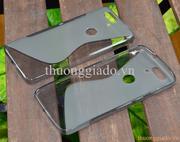 Ốp lưng silicon Huawei Nexus 6P (Hiệu S Line, TPU Case)