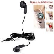 Tai nghe nhét tai (In-ear Headset) MK-88 cho Samsung, Iphone, Oppo...(Tặng nút che bụi tai nghe cho ...