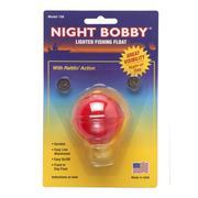 Phao Tròn Phát Sáng Chạy Pin Night Bobby (Đỏ)