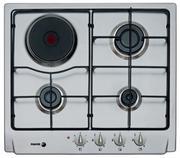 Bếp gas âm kết hợp bếp điện Fagor 6FID-31MLSX/BUT