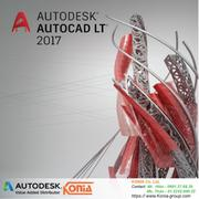 Phần mềm Autodesk AutoCAD LT - thuê bao 1 năm