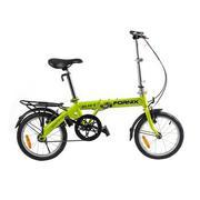 Xe đạp gấp Fornix - Xanh - Fornix-2301