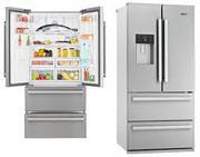 Tủ lạnh 4 cửa sang trọng Beko GNE 60520 605L