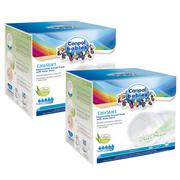 Combo 2 Miếng lót thấm sữa Canpol Lô hội EasyStart 40c 19/608 5903407196084