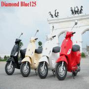 Xe máy Diamond Blue125