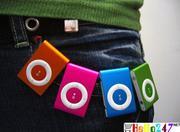 MÁY NGHE NHẠC MP3 GIÁ RẺ NHIỀU MÀU SẮC BẠN CHỌN (Mã SP:  Ipod Mp3 Shuffle min )