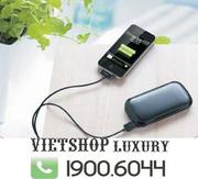 Pin dự trữ Mili Shine 4000mAh iPhone