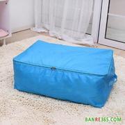 Túi đựng chăn màn vải dù chống thấm siêu bền( xanh dương)