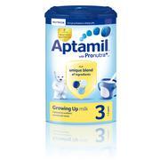 Combo 3 hộp sữa Aptamil Anh số 3 900g (12 - 24 tháng)
