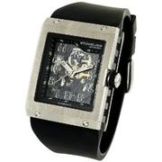 Stuhrling Original Men's Special Reserve 'Centurion' Big Skeleton Automatic Watch #222.331613