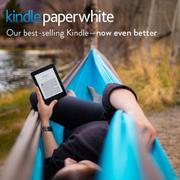 Máy đọc sách Kindle PaperWhite 2017 (Đen)