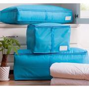 Túi Đựng Chăn Màn, Quần Áo Chống Thấm size 80x45x14 (xanh dương)
