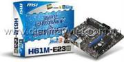 MSI H61M-E23 (B3)