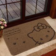 Thảm chùi chân Hello Kitty đáng yêu (Màu ngẫu nhiên)