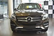 Mercedes-Benz Gle 4matic AT 2016