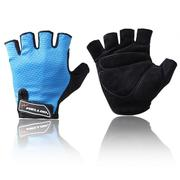 Outdoor Cycling Half Finger Gloves 1Pair - Intl