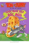 Tom And Jerry - Tô Màu Kể Chuyện - Cuộc Đuổi Bắt Bốc Mùi