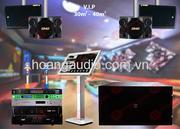 Bộ dàn karaoke Cao cấp VIP 01