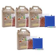 Combo 4 túi muối thảo mộc Khang Yến-tặng thêm 1 túi