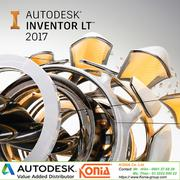 Phần mềm Autodesk Inventor LT - Thuê bao 1 năm
