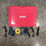 Đầu đĩa Màn hình DVD 23 inch (Đỏ) - Hàng nhập khẩu