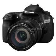 Máy ảnh Canon EOS 60D (Body + Lens EF S18-200IS)