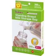 Túi trữ sữa SIMBA 3D 260ml (hộp 25 túi)