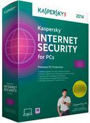 PM diệt virut Kaspersky Internet Security 2014 (1PC/12 tháng)
