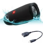 Loa Bluetooth không thấm nước JBL Charge 3 và tặng Cáp OTG