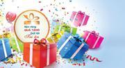 Đại tiệc mua sắm, ngập tràn ưu đãi nhân ngày Online Friday 2016
