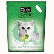 Cát vệ sinh cho mèo KITCAT TINH THỂ HƯƠNG TÁO