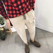 quần dài nam túi hộp
