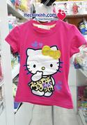Áo phông cộc tay hè bé gái Zara Baby xuất khẩu