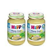 Dinh dưỡng đóng lọ Hipp Súp Thịt gà rau tổng hợp (7973) (190g)