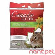 Cát Vệ Sinh Cho Mèo Canada Litter Túi 12kg
