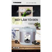 máy làm tỏi đen Tiross TS906(màu xám)