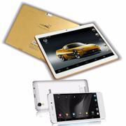 Bộ máy tính bảng cutePad Tab 4 M9601 4 - core IPS wifi/3G 16GB (Vàng Gold) + CutePAD Y7 8GB (Trắng)-...