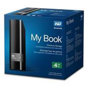 Ổ cứng di động WD My Book  3.5 inch 4TB USB 3.0