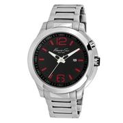 Đồng hồ nam cao cấp dây kim loại Kenneth Cole NY KC10022557 (Trắng)