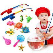 Bộ đồ chơi cần câu cá (2 cần, 8 cá)