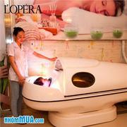 Tắm trắng cấp tốc Whitening L'opera, massage 90 phút- L'Opera